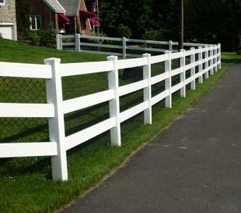 Vinyl Fence Pittsburgh