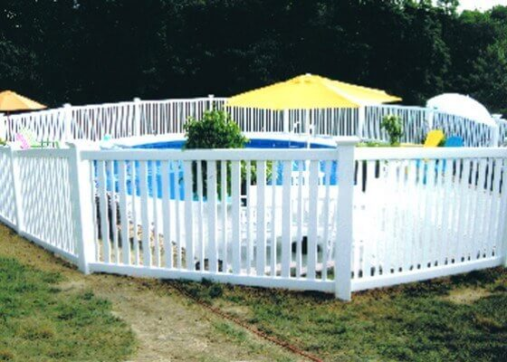 PVC Fence Contractor